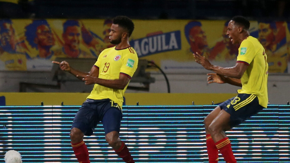 Colombia vs Argentina   Conmebol