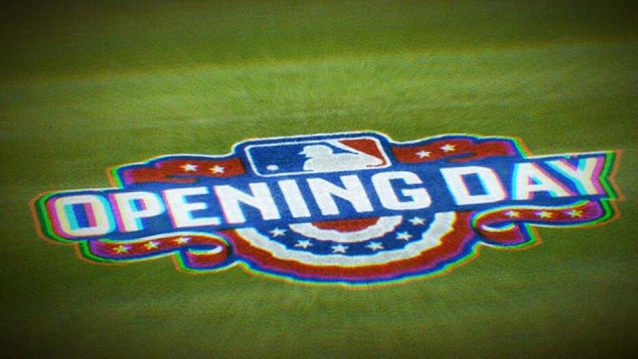 Opening day baseball grandes ligas