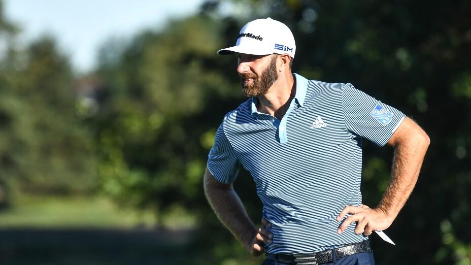 El bicampeón del World Golf Championships-Mexico Championship el estadounidense Dustin Johnson se retiró en Minnesota