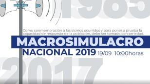 SSPC y CNCP convocan a actividades conmemorativas por el aniversario de los sismos de 1985 y 2017