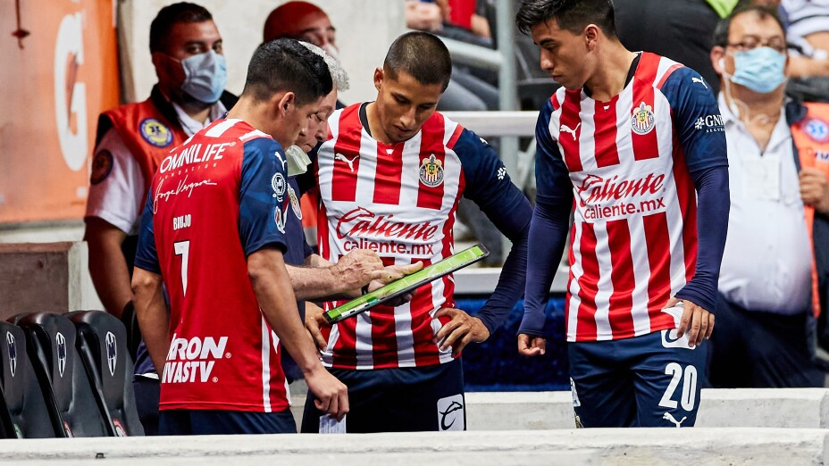 Chivas vs América amistoso Liga MX