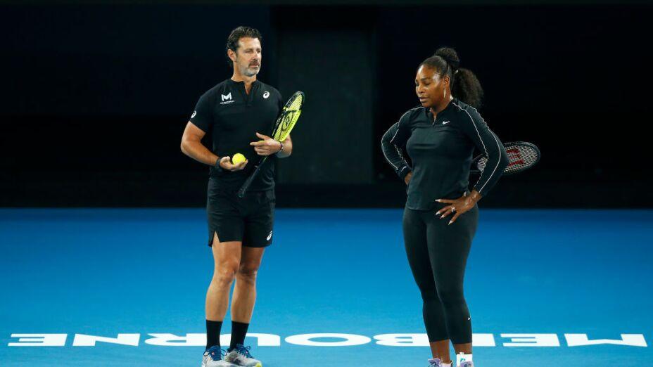 Coco Gauff promete para suceder a Serena Williams en el circuito de la WTA