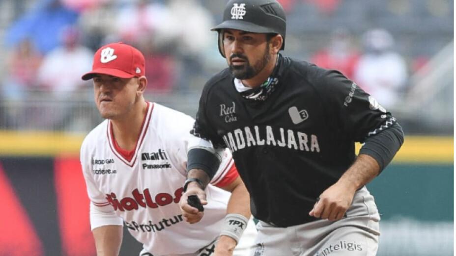 Liga Mexicana de Beisbol: Adrián González