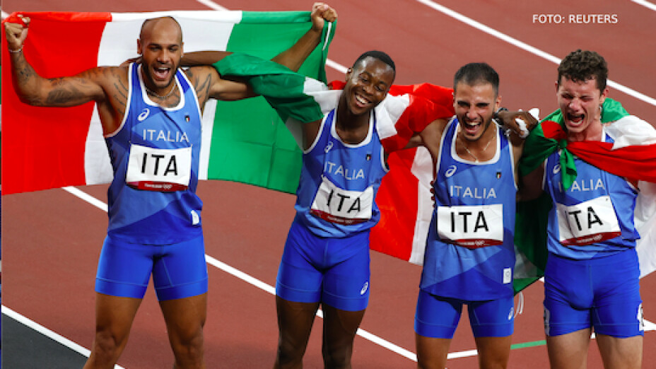 Italia relevos