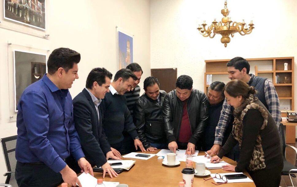 PAN propone a Rodríguez Almeida como gobernador interino de Puebla