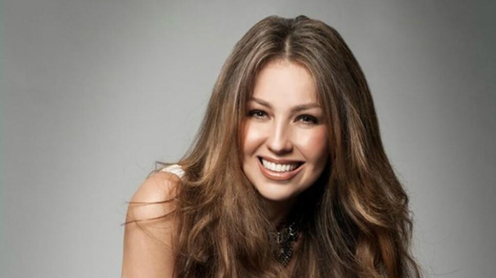 Thalía se ha convertido en un referente de la música latina en el mundo/ Foto: Especial
