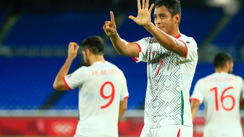 Fotos: México vs Corea del Sur , mejores momentos del partido