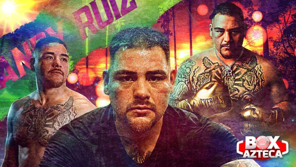 Andy Ruiz vs Chris Arreola pelea en vivo sábado 1 de mayo