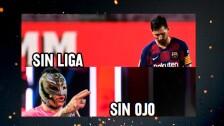 Rey Mysterio pierde un ojo memes