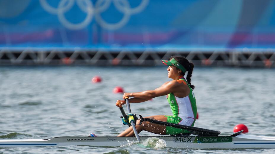 Kenia Lechuga en los Juegos Olímpicos Río 2016