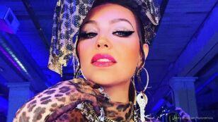 Thalía, cantante
