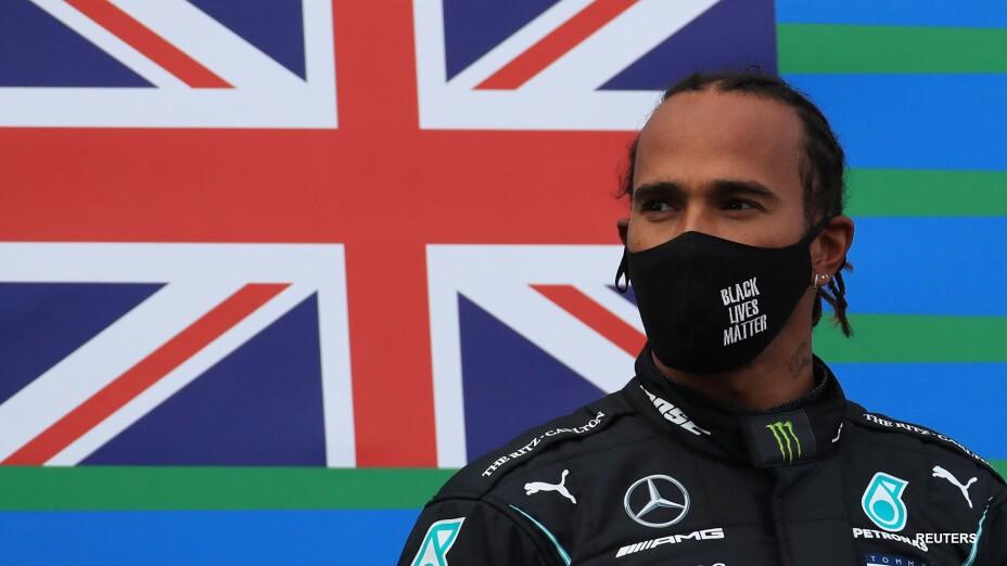 Lewis Hamilton, el mejor piloto de todos los tiempos de Formula 1