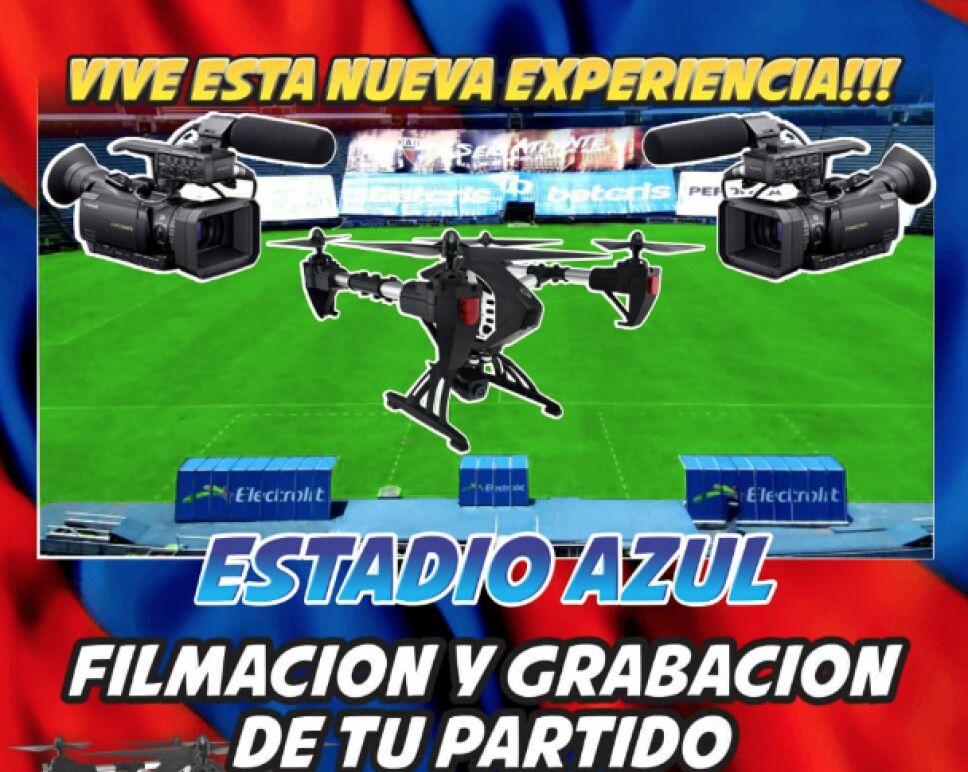 Renta el Estadio Azteca