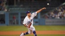 Julio Urías llegó a 18 triunfos en Grandes Ligas Dodgers