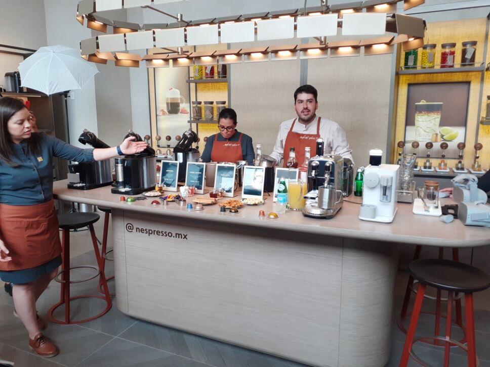 nespresso barra