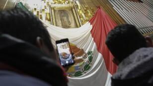 Continúa el peregrinar en la Basílica