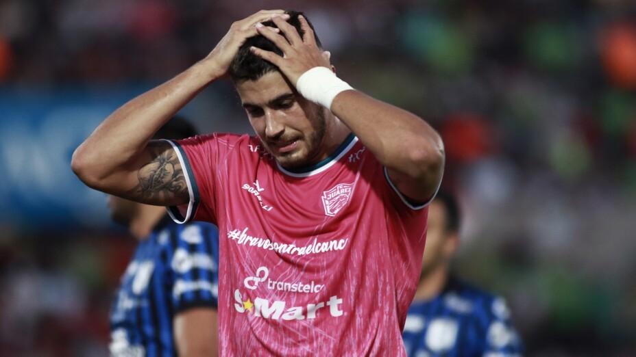 Liga BBVA MX Apertura Grita Mexico 2021 FC Juarez vs Queretaro