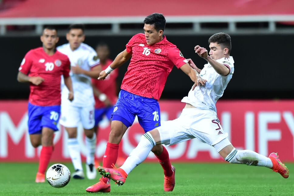 Concacaf Mens Olympic Qualifying 2020 Costa Rica vs Mexico