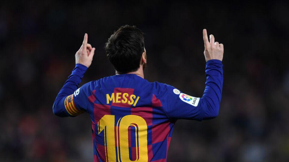 Mensaje de Messi con Unicef sobre coronavirus