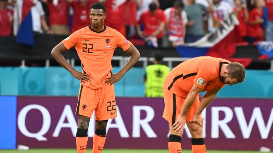 Países Bajos eliminada