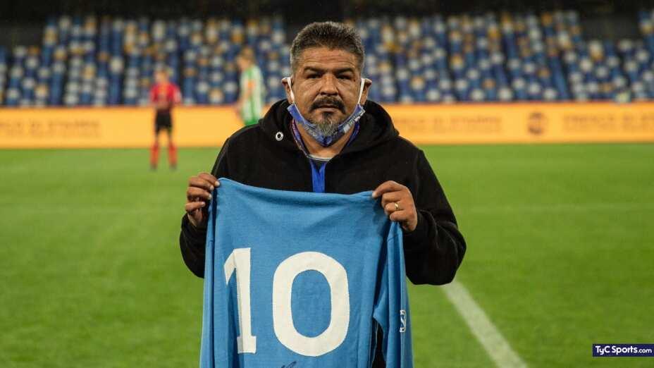Hugo Maradona se meterá en la política