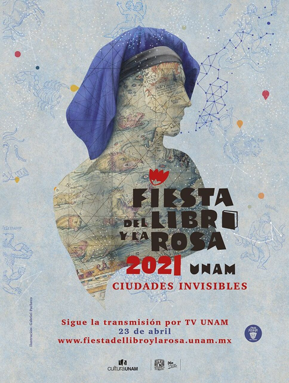 FIESTA DEL LIBRO Y LA ROSA 2021