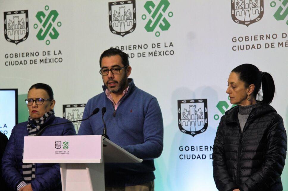 SSC apoyó con traslado vía aérea y terrestre a heridos de emergencia en Hidalgo