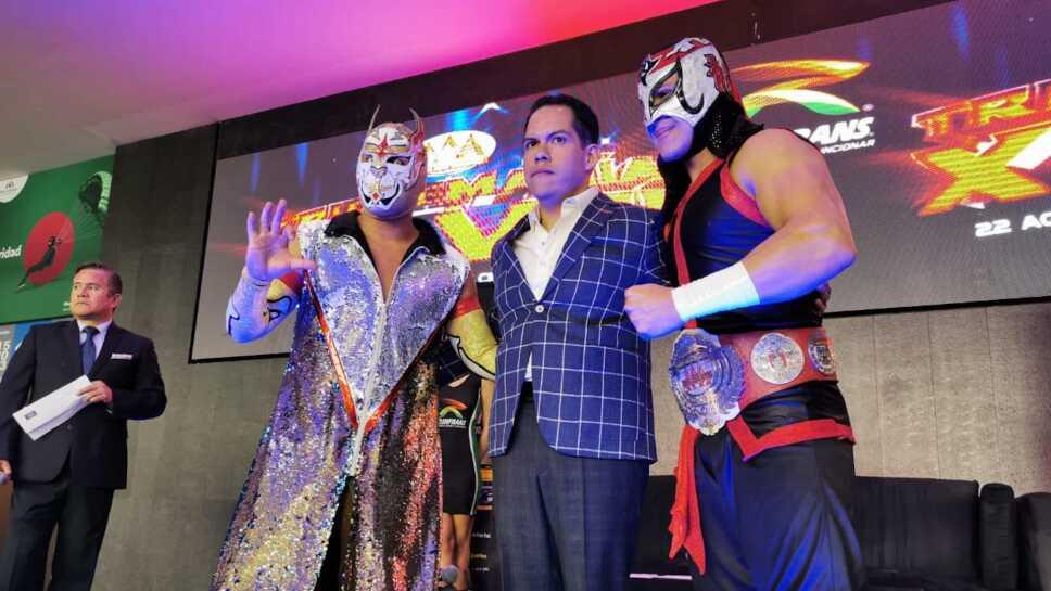 Lucha Azteca AAA