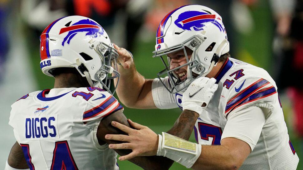 Bills Buffalo vs New England Patriots