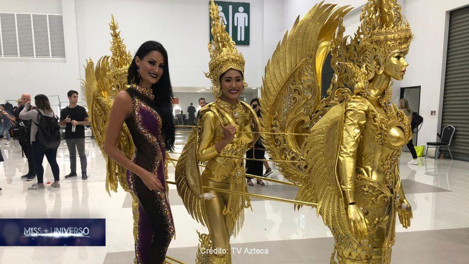 Miss Laos en Miss Universo 2018