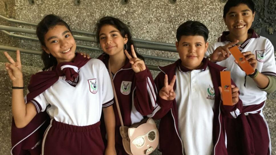 Miles de jóvenes de Guanajuato recibieron el mensaje de VSD