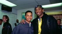 Tiger Woods y Kobe Bryant