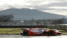 Espectaculares paisajes en Puebla durante la Fórmula E.