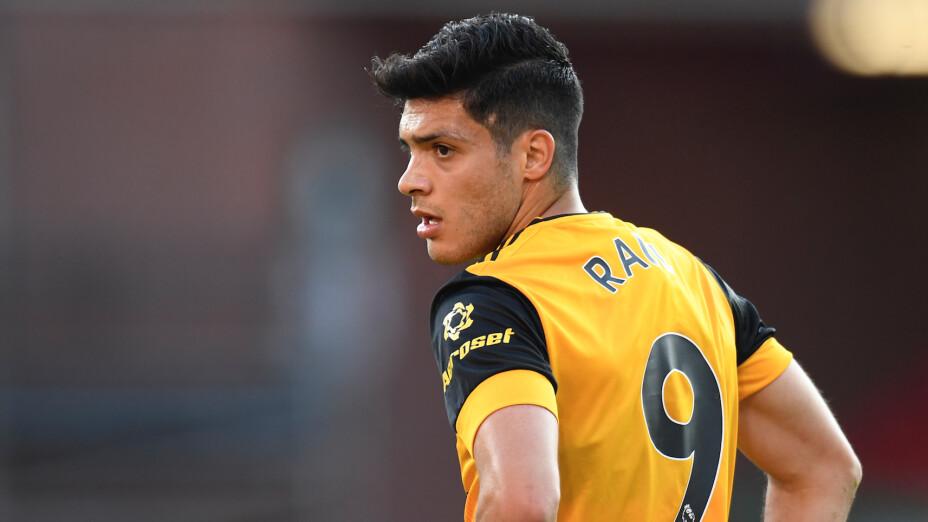 ¡Raúl Jiménez ni sabía de la existencia de Wolverhampton!