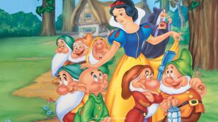 Blancanieves y los 7 enanos