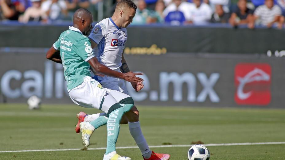 Campeon de Campeones 2021 Leon vs Cruz Azul