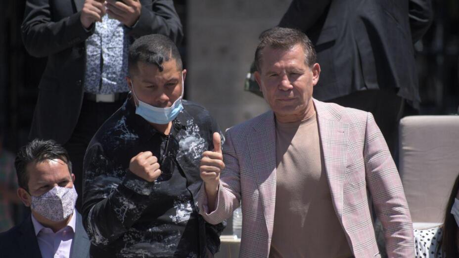 Julio César Chávez se subirá al ring por última vez