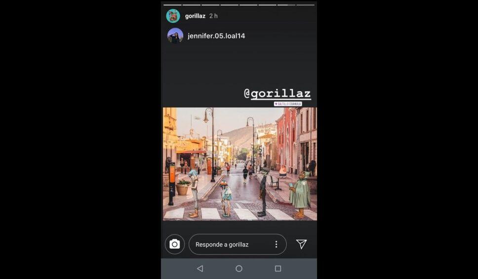 Gorillaz en Saltillo