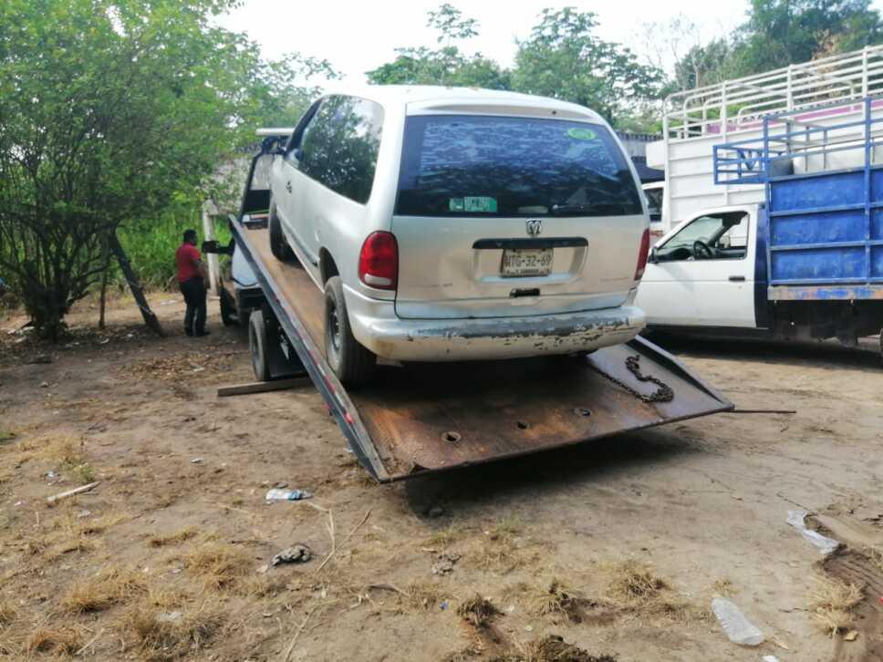 Chiapas huachicoleros 17 mil litros