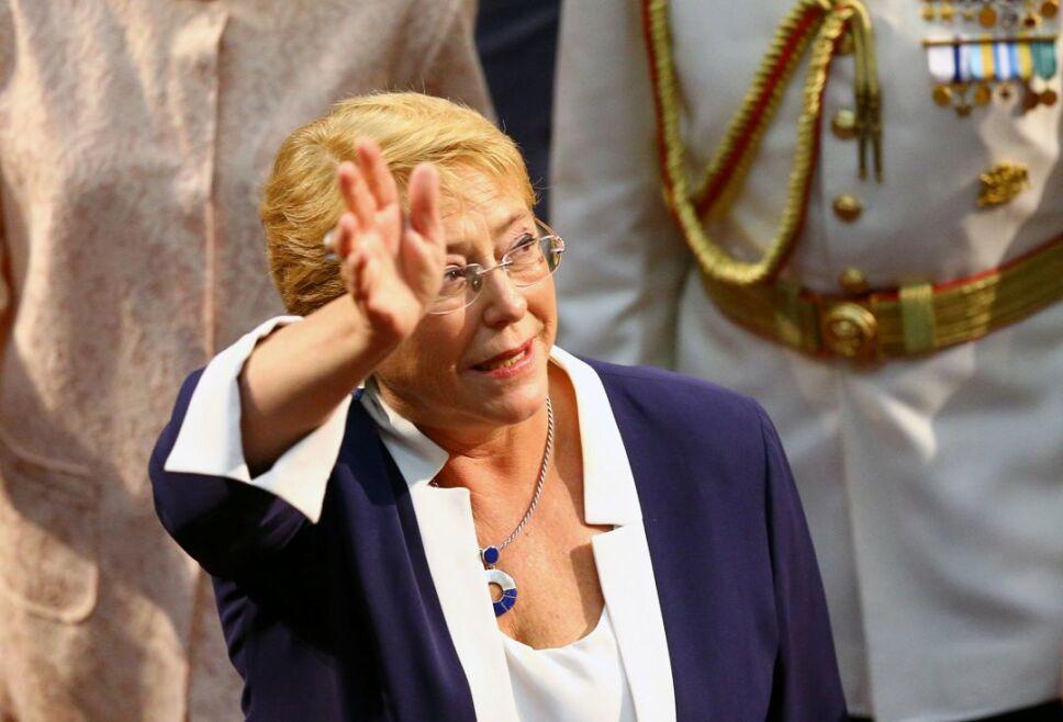 michelle bachelet expresidente chile