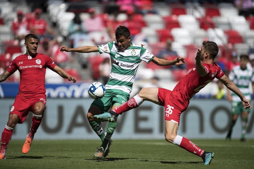 Toluca vs Santos
