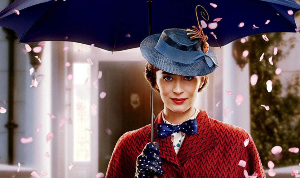 Emily Blunt mary poppins kidsiete