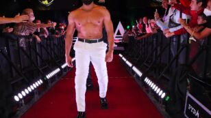 Kenny Omega Andrade Ric Flair