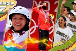 Juegos Z de Azteca Deportes Tokyo 2020