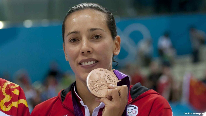 11 medallistas olímpicos mexicanos Londres 2012.jpg
