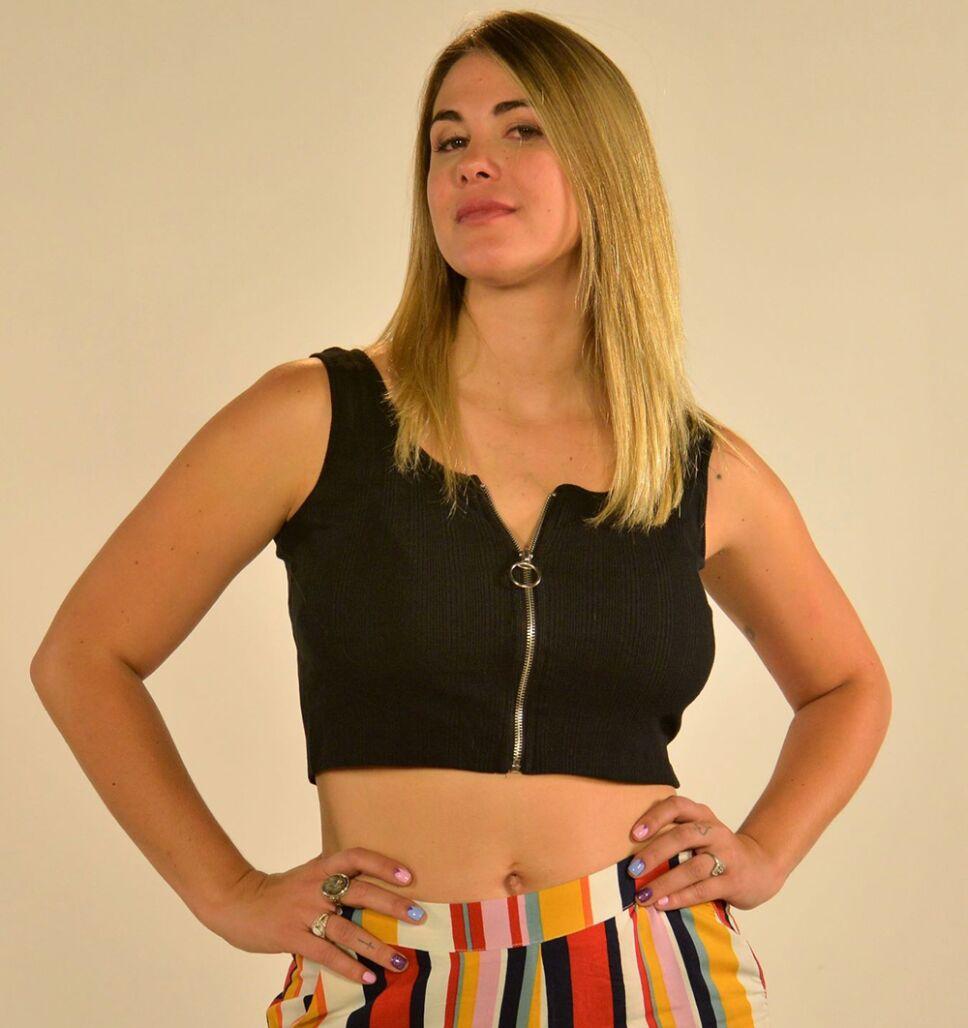 LAURA PRIETO, participante de Resistiré.