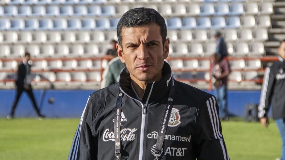 Jaime Lozano entrenador de la Selección Mexicana Olímpica