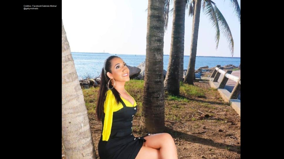 Gabriela Molina, una modelo que busca abrir camino