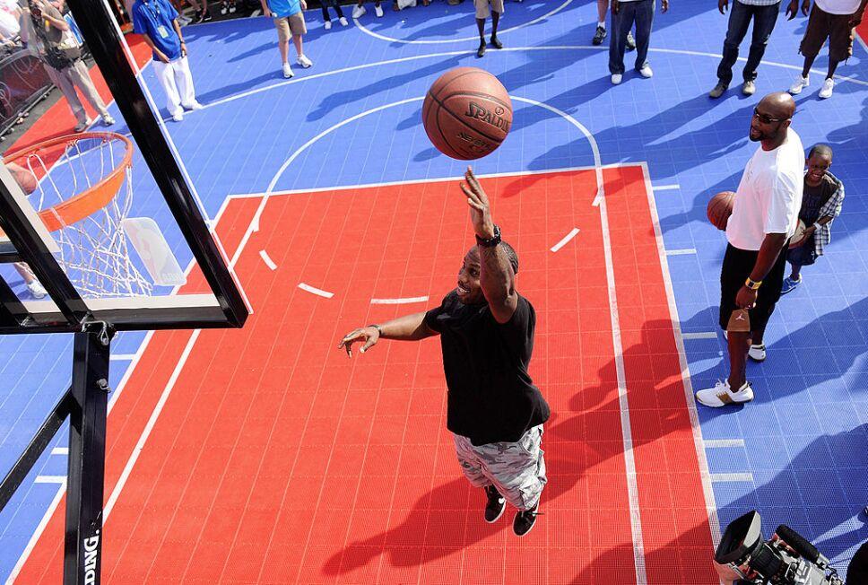 Gran complejo de la NBA en Orlando