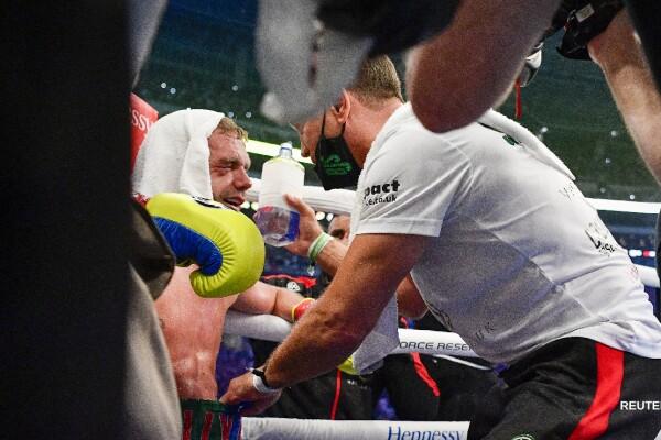 Billy Joe Saunders podría retirarse del boxeo